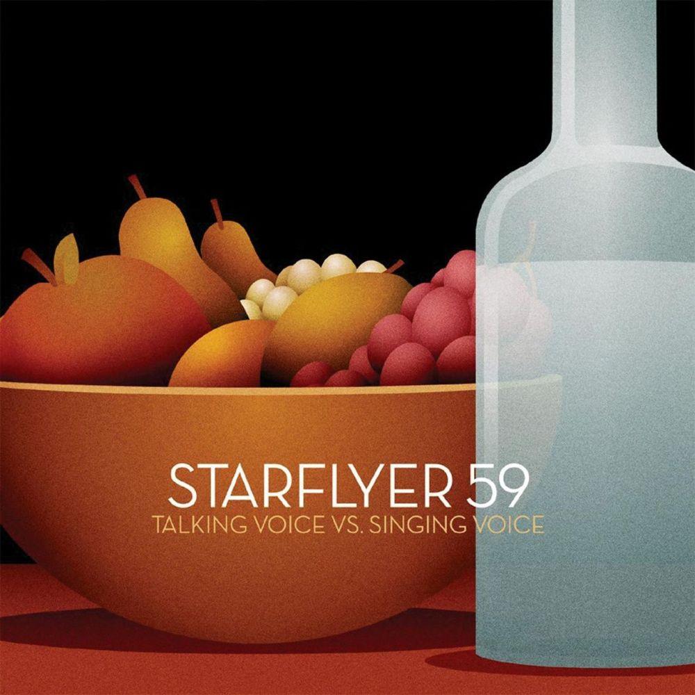 starflyer 59 talking voice vs. singing voice