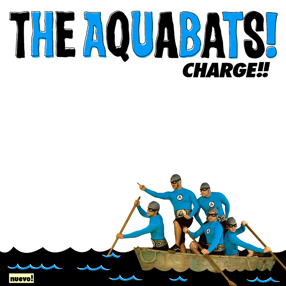 The Aquabats! Charge!!