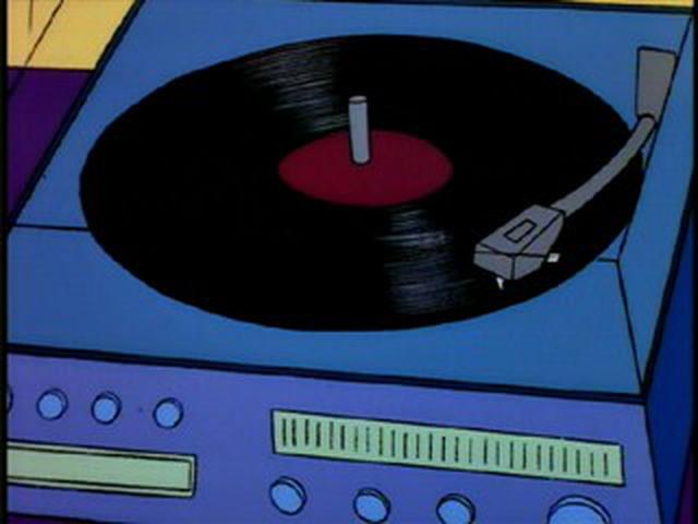 simpsons records